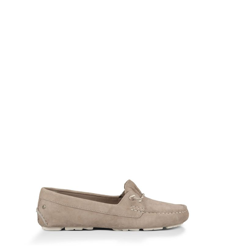 UGG Australia Driving shoes for women / SAYDE 1006660 colour OYS(oyster) size US7 / 19,000yen + tax