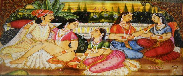 Elixir Of Knowledge: Harem of the Mughals