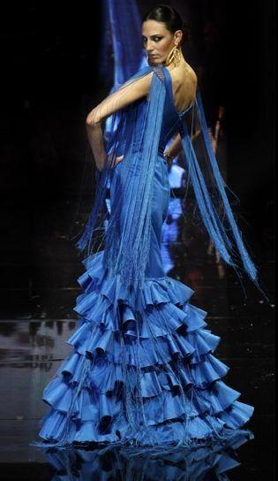 Vestidos fiesta marca flamenco