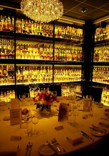 Unusual wedding location: The Whisky Vault..definitely would have the reception here haha