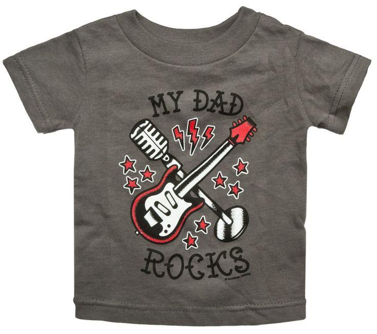 $15 My Dad Rocks T shirt