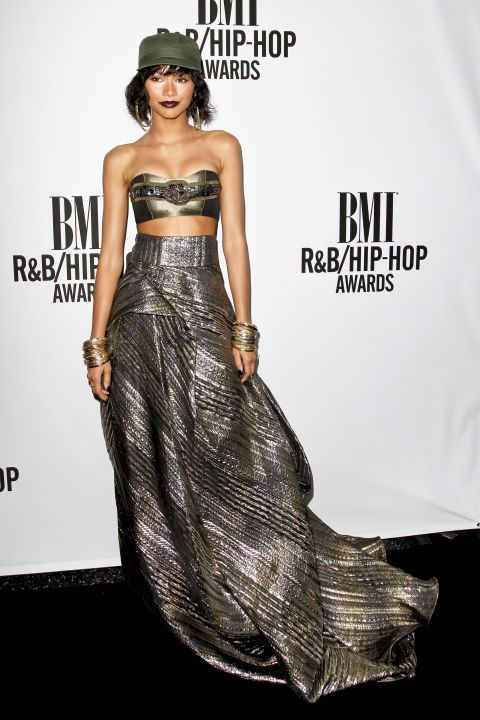 Zendaya Coleman at the 2014 BMI R&B/Hip-Hop Awards in Hollywood. See all of the actress's best looks.