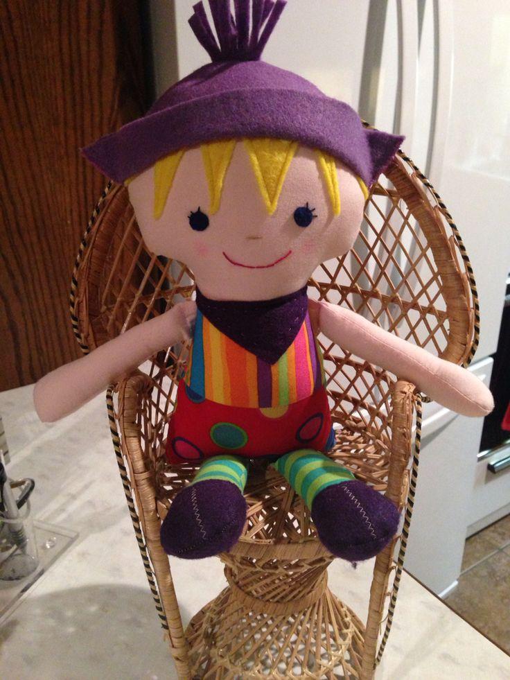 Blonde boy with a hat! | Randi's Handmade Dolls | Pinterest | Boys ...