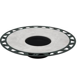 Schluter Systems Gray Abs Flange Kd2/Abs/Fl