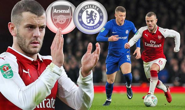 Arsenal star Jack Wilshere has stolen a march on Chelsea ace Ross Barkley    via Arsenal FC - Latest news gossip and videos http://ift.tt/2F8uetF  Arsenal FC - Latest news gossip and videos IFTTT