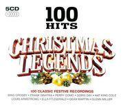 100 Hits: Christmas Legends [CD]