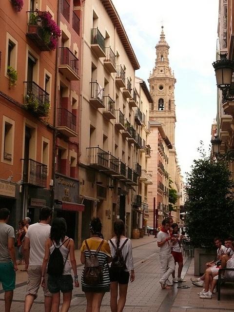 Logroño , Camino de Santiago