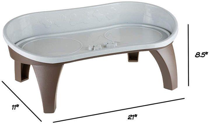 Petmaker Non Skid Pet Bowl Tray