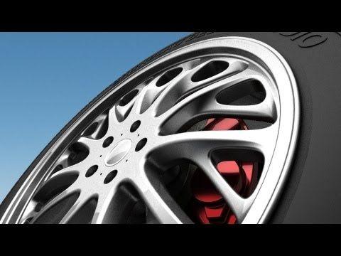 Rhino V5   Modeling an Automotive Rim - YouTube