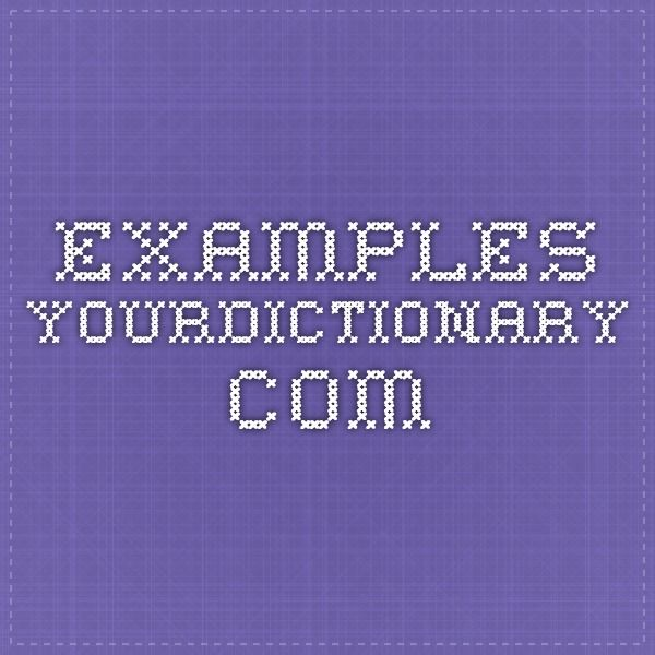 examples.yourdictionary.com