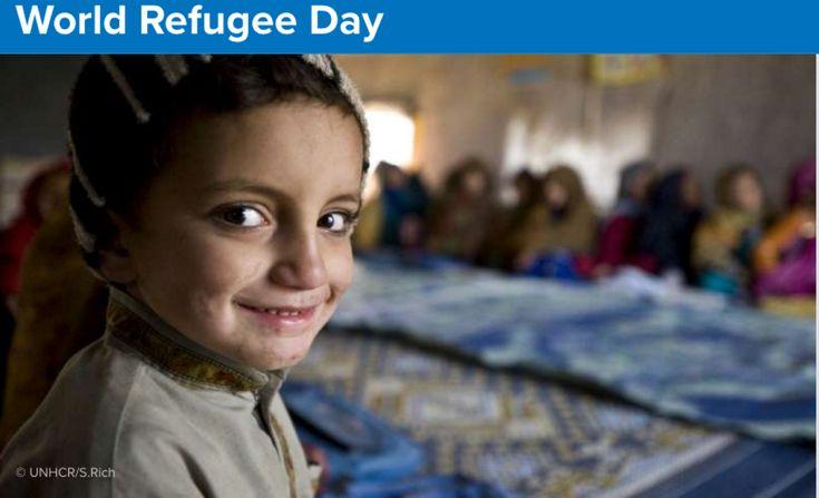 Dia Mundial do Refugiado