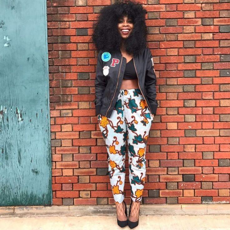 Casual Weekend Ankara Styles - Information Nigeria Women