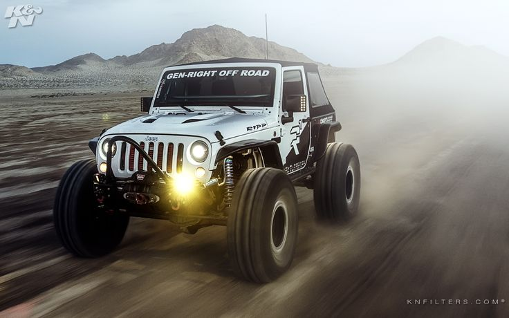 Gen-Right Off Road Jeep