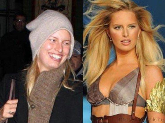 Ezt minden nőnek látnia kell! Victoria's Secret modellek megmutatták magukat smink nélkül!