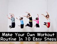 Make Your Own Workout Routine