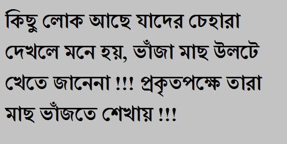 Friendship Quotes In Bangla Font : Bangla quotes