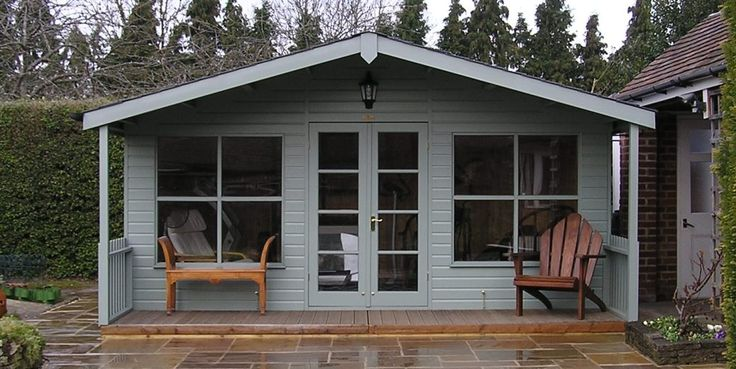 4.8 x 4.8m Morston Summerhouse