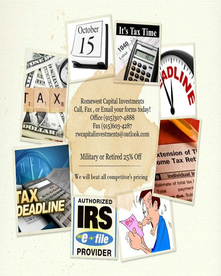 how to mail your tax return