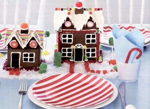 Gingerbread House Christmas Crafts