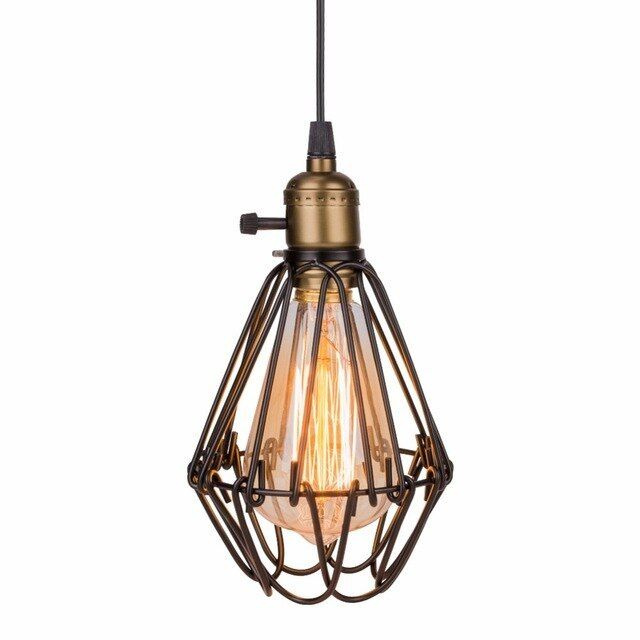Bird Cage Lamp Lamp Shade Lamp Light Classic Loft Rustic Bird Cage Pendant Lamp Pendant Light Vintage Bird Cage Lamp For Aliexpresscom Lamp Light Classic Loft R Caged Lamp Wicker Pendant