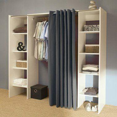 Fresh Dressing pas cher pour un rangement d co de la chambre Begehbarer KleiderschrankAnthrazitG nstig