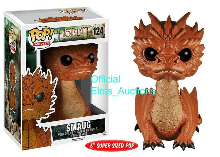 "Funko Pop Smaug 6"" Vinyl Figure The Hobbit Battle of The Five Armies Dragon in Spielzeug, Action- & Spielfiguren, Film, TV & Videospiele | eBay"