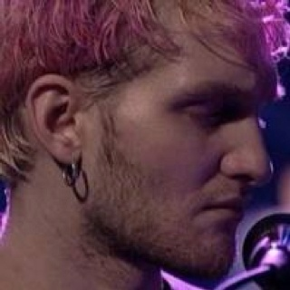 April 10, 1996. MTV Unplugged. Up close, he still looked fine. xo