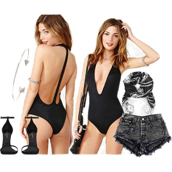 What to Wear: Peixoto Flamingo One Piece Swimsuit