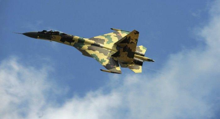 TNI AU Pesan 12 Jet Tempur SU-35