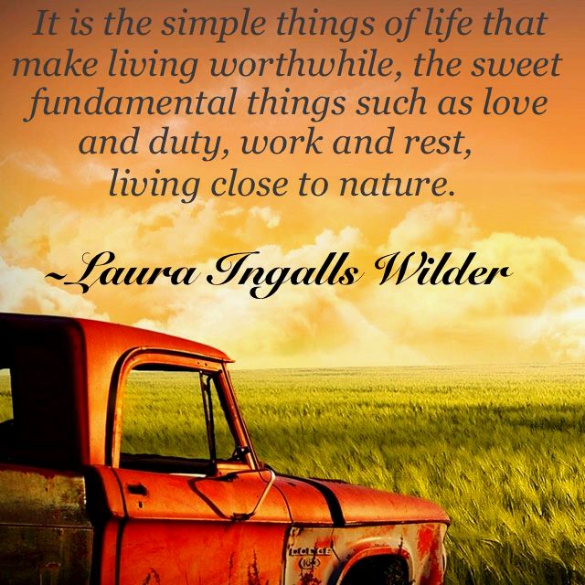 Laura Ingalls Wilder quote.: Life Quotes, Little Houses, Inspiration, Old Trucks, Hard Time, Music Quotes, Laura Ingalls Wilderness, Things, Country Life