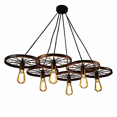 found it at wayfair edison nathaniel 6 light shaded chandelier