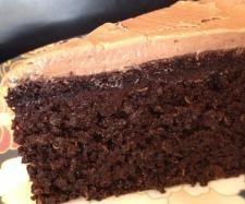 Recipe GoAhead Chocolate Quinoa Cake (Gluten Free) by goaheadmakemylunch - Recipe of category Baking - sweet