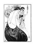 aubrey beardsley art nouveau prints