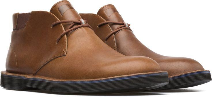 Morrys - современные мужские ботинки, сочетающие элегантную форму, богатые материалы и л&...
