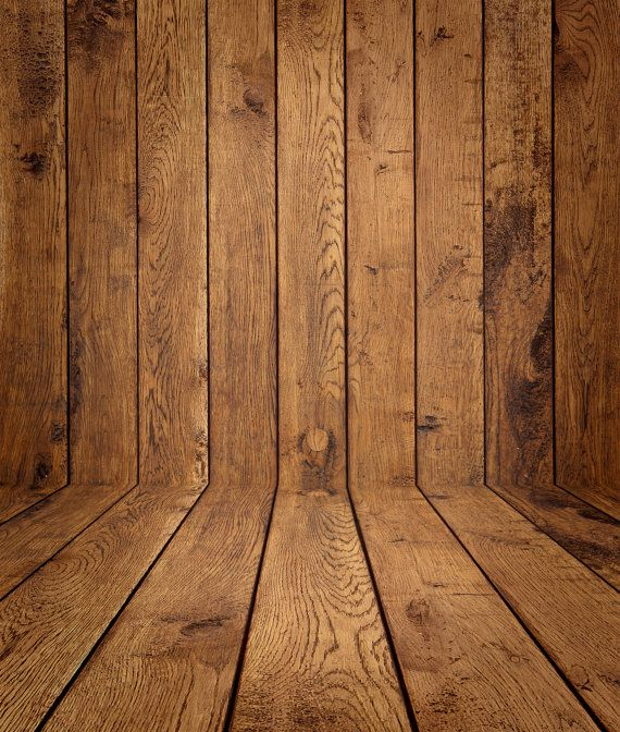Awesome Duo 6 X 7 Wood Wall And Wood Floor By