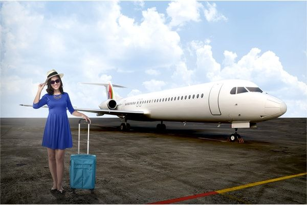 How To Travel With A Wedding Dress On An Airplane