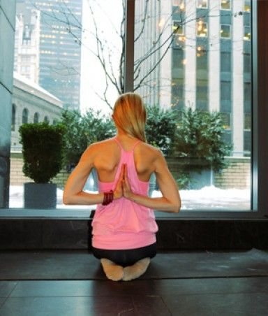 Yoga Poses for Headache Remedies and Migraine Remedies - Shape Magazine
