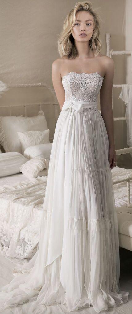 Lihi Hod Wedding Dresses With A Sense Of Eternal Romance