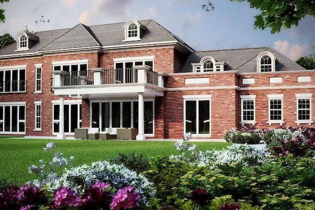 Detached new house for sale in Chargate Close, Burwood Park, Hersham, Walton-On-Thames KT12 - 27368102