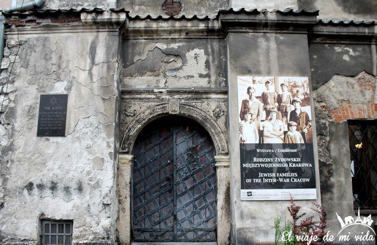 Barrio Judio Cracovia Polonia