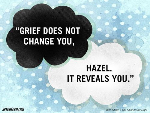 The Best John Green Quotes: The Fault In Our Stars