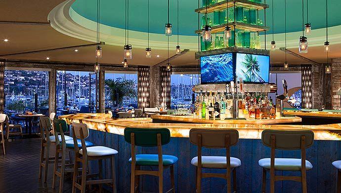Shelter Island Restaurants | Kona Kai Resort & Spa