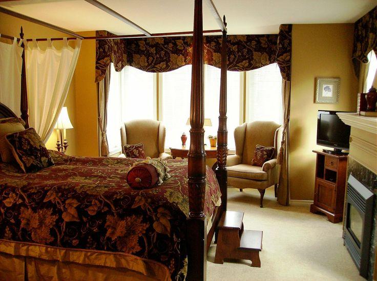 Our Luxurious San Juan Island Room