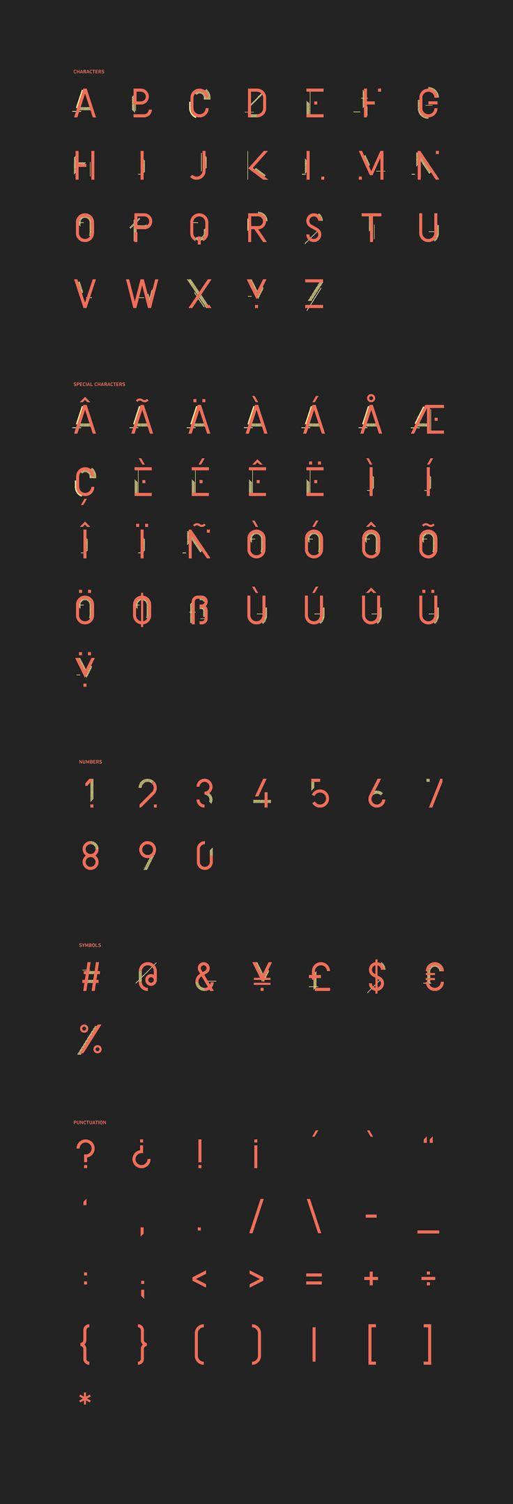 Friction 2.0 - Animated Typeface + Free Font on Behance