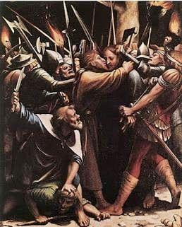 "Ketika  kejahatan, kesadisan, kekejaman, kehilangan, bencana dan malapetaka melanda bahkan terlihat sedemikian leluasa dan mematikan, maka Tuhan disangkakan sebagai tidak dapat mencegah hal-hal jahat atau bahkan tidak dapat mencegah manusia untuk berbuat jahat atau tidak dapat mencegah hal-hal buruk. Kita sudah melihat atau menjumpai  ""pola"" semacam ini  dalam  Perjanjian Lama, pun sebentar lagi akan kita temui dalam Perjanjian Baru. Bagaimana Yesus sendiri menyingkapkan fakta sebenarnya…"