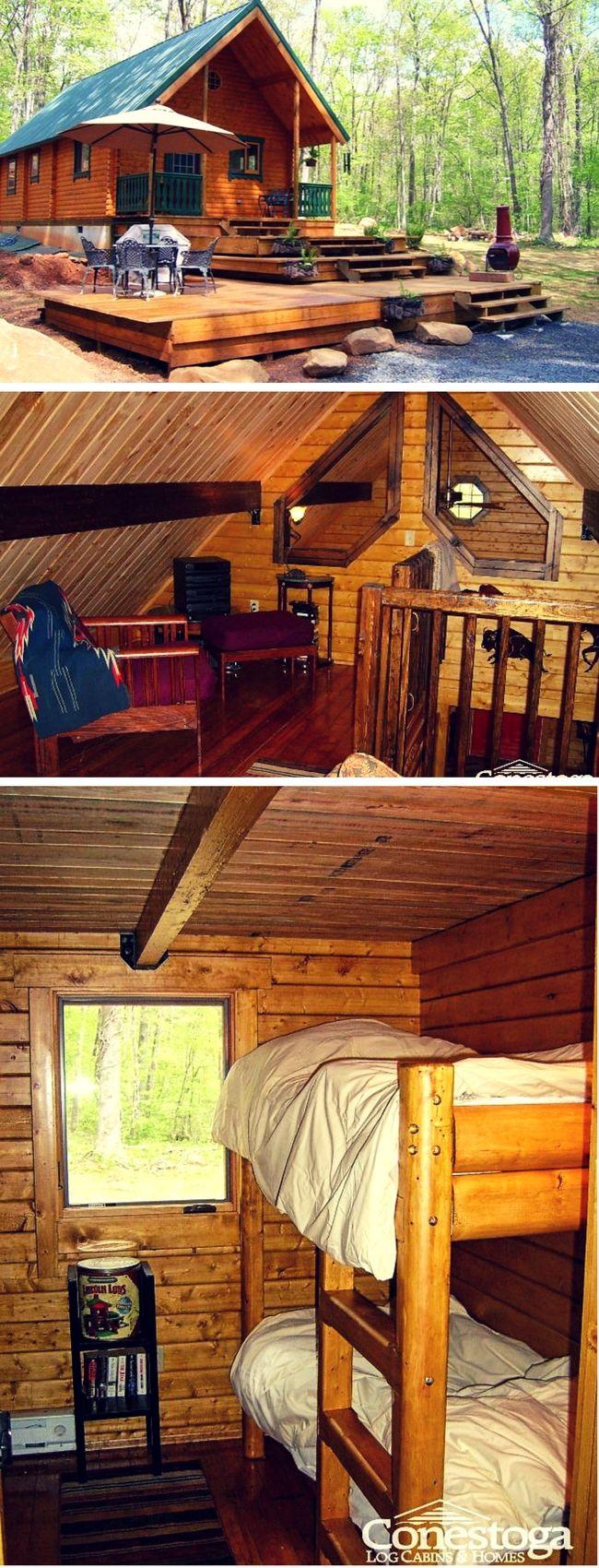 Tour the Vacationer u2013 a brilliant cabin