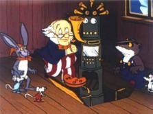 Bild aus der Zeichentrickserie