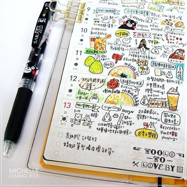 一個部長搖阿搖 #Hobonichi #Planner #hobo #ほぼ日手帳 #ほぼ日手帳weeks #絵日記 #日記 #ほぼ日 #ほぼ日weeks #文具 #手帳好朋友 #文具好朋友