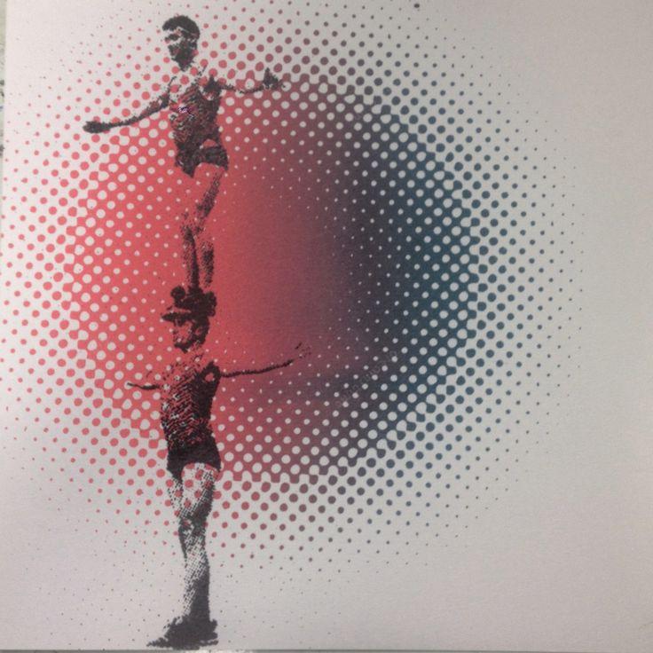 @csprintstudio 20:20 screenprint layers lords of strut