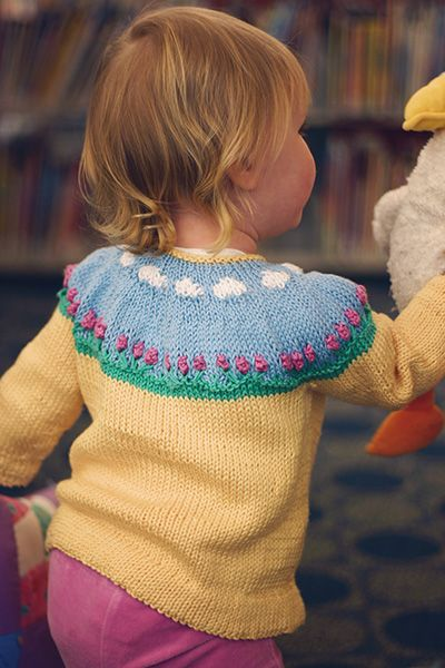 Free Knitting Patterns For Spring Sweaters : 281 best images about Baby & Little Girl Knitting Patterns and Ideas on P...